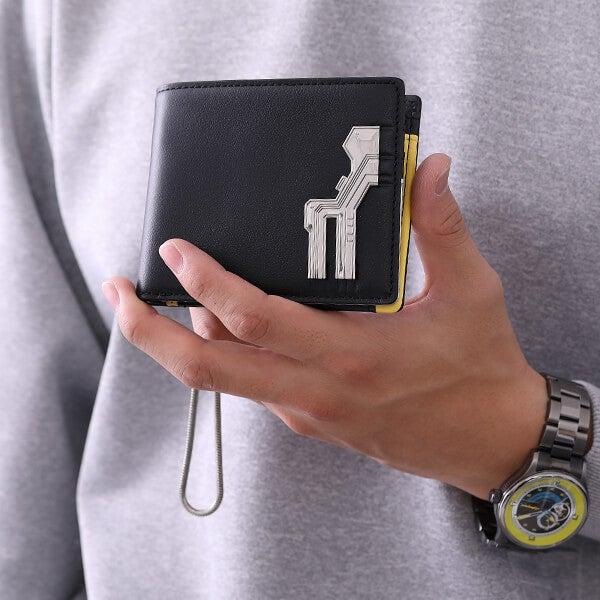 サイバーパンク2077 モデル 二つ折り財布 Cyberpunk 2077