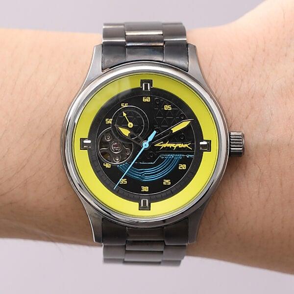 サイバーパンク2077 モデル 腕時計 Cyberpunk 2077