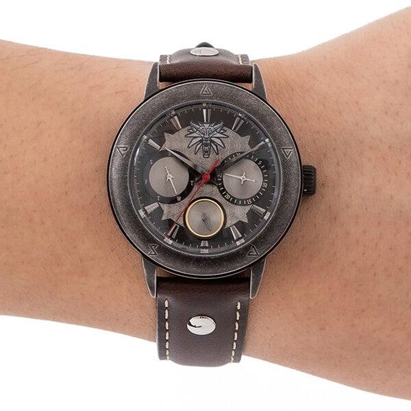 ゲラルト モデル 腕時計 The Witcher 3: Wild Hunt ウィッチャー3 ワイルドハント
