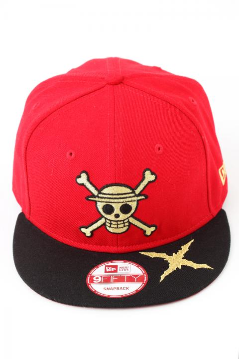 ONE PIECE 15th NEW ERA 9FIFTY CAP SuperGroupiesモデル SuperGroupiesモデル キャップ ONEPIECE