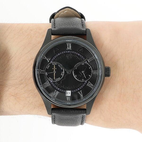 黒猫 モデル 腕時計 俺の妹がこんなに可愛いわけがない。