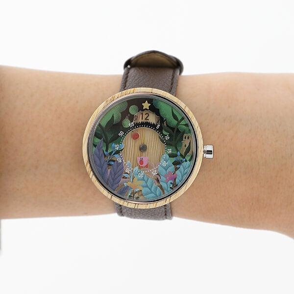 はるかぜとともに モデル 腕時計 星のカービィ スーパーデラックス
