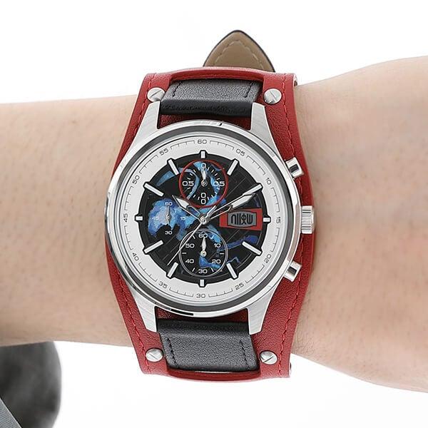 リュウ モデル 腕時計 ストリートファイターV