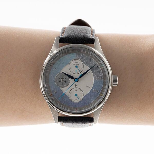 長門有希 モデル 腕時計 涼宮ハルヒシリーズ