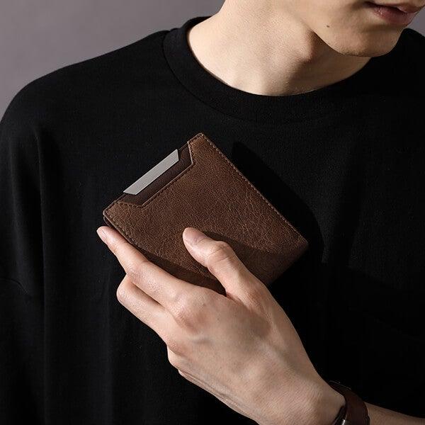 レオン・S・ケネディ モデル 二つ折り財布 バイオハザード