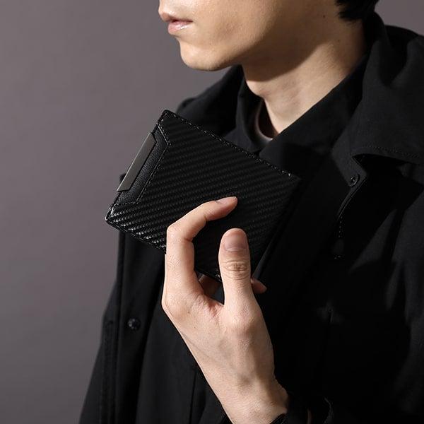アルバート・ウェスカー モデル 二つ折り財布 バイオハザード