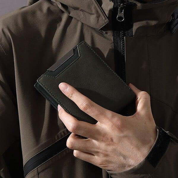 クリス・レッドフィールド モデル 二つ折り財布 バイオハザード