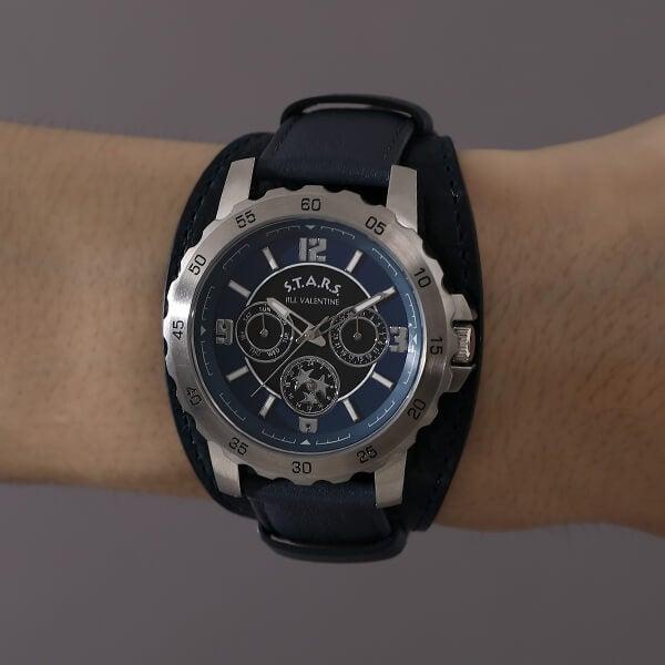 ジル・バレンタイン モデル 腕時計 バイオハザード