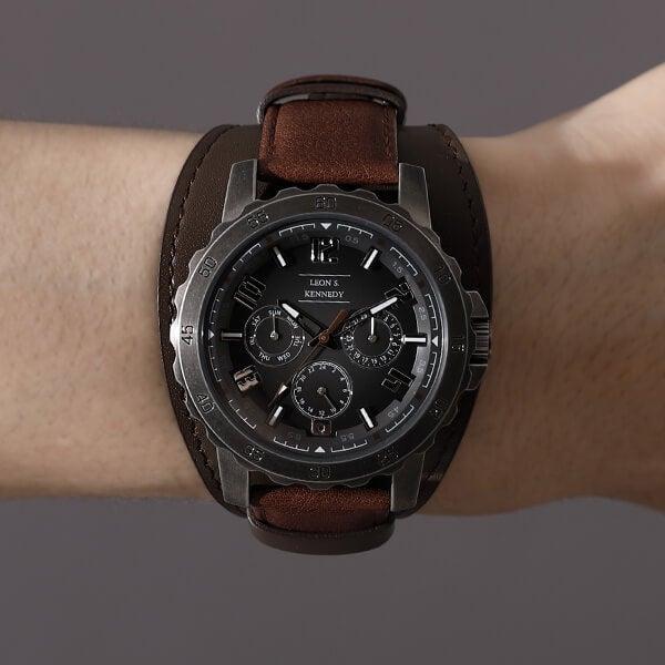 レオン・S・ケネディ モデル 腕時計 バイオハザード
