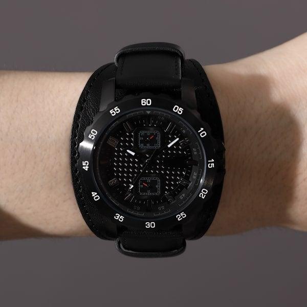 アルバート・ウェスカー モデル 腕時計 バイオハザード