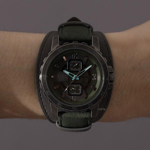 クリス・レッドフィールド モデル 腕時計 バイオハザード