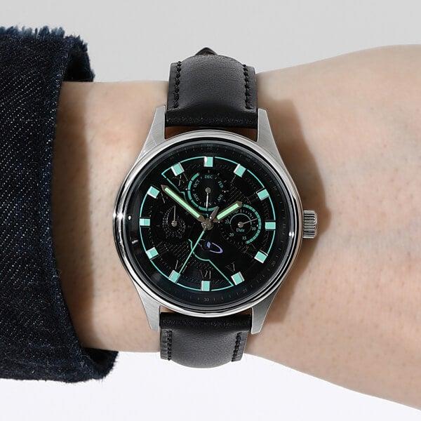 人修羅 モデル 腕時計 真・女神転生III NOCTURNE HD REMASTER