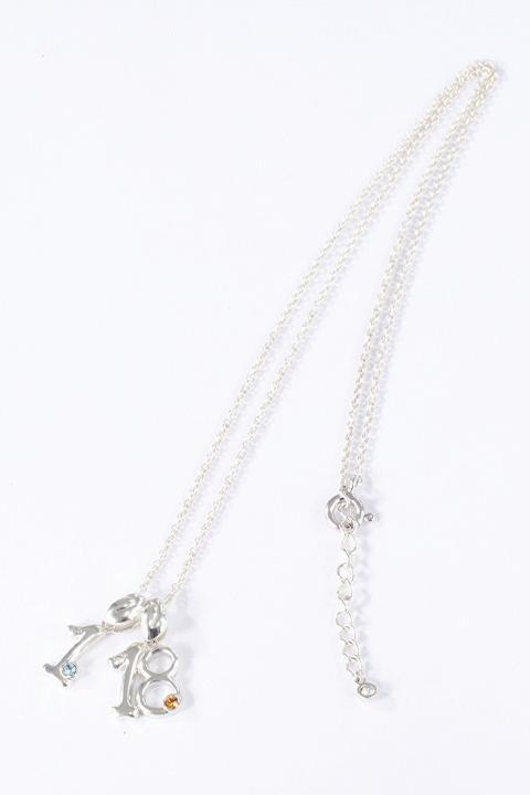 ダイヤのAナンバーネックレス沢村&降谷モデル ネックレス ダイヤのA