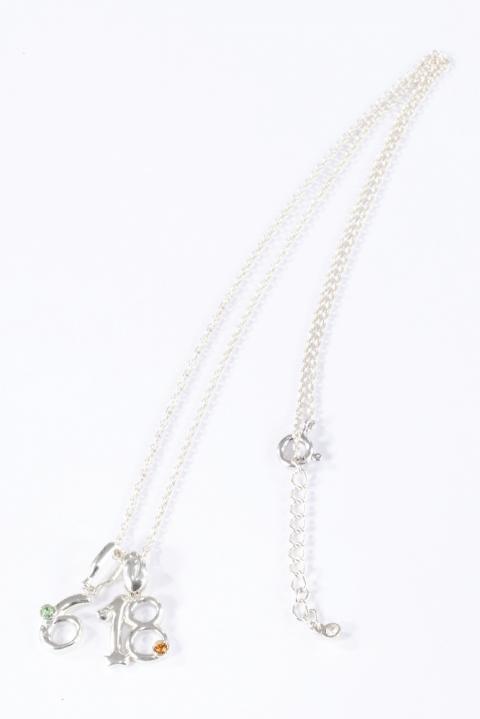 ダイヤのAナンバーネックレス沢村&倉持モデル ネックレス ダイヤのA