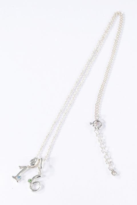 ダイヤのAナンバーネックレス降谷&倉持モデル ネックレス ダイヤのA