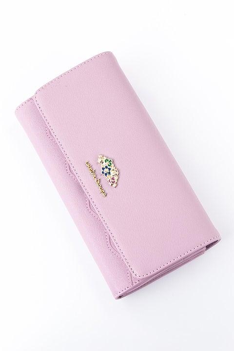 雪白 東 モデル 長財布