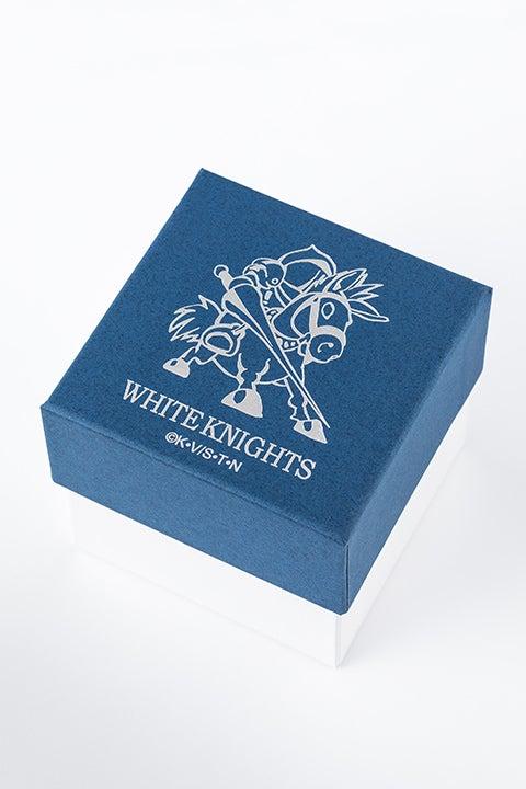 王城ホワイトナイツ モデル 腕時計