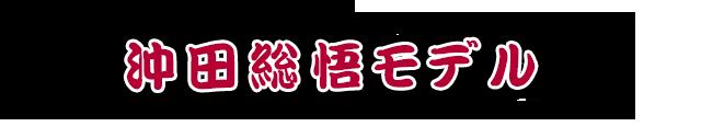 沖田総悟モデル