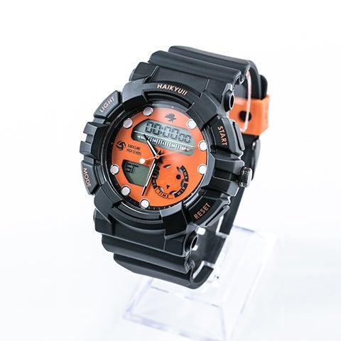 烏野高校 モデル 腕時計