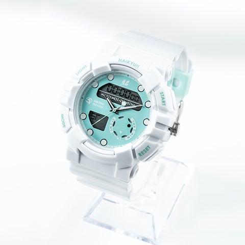 青葉城西高校 モデル 腕時計