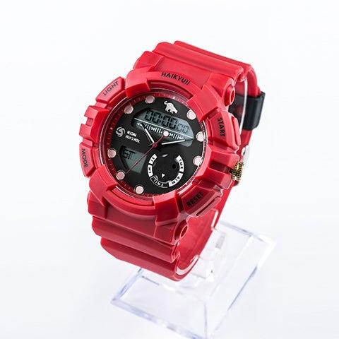 音駒高校 モデル 腕時計
