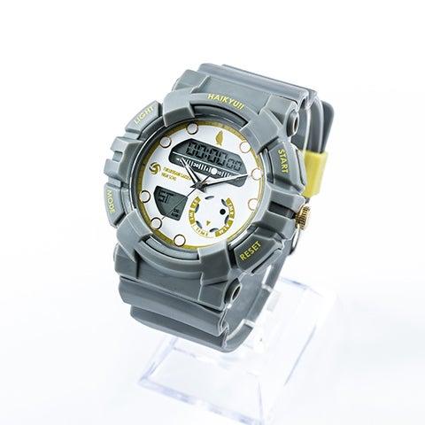 梟谷学園高校 モデル 腕時計
