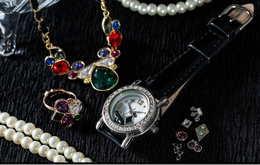 『宝石の国』のコラボ腕時計、リング、ネックレスが登場!!