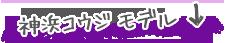 神浜コウジモデル