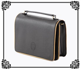 黒執事3WAYチョコレートポケットバッグ