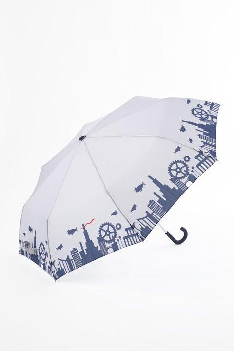 暁美ほむら モデル 折りたたみ傘