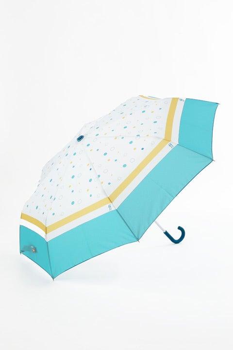 美樹さやか モデル 折りたたみ傘