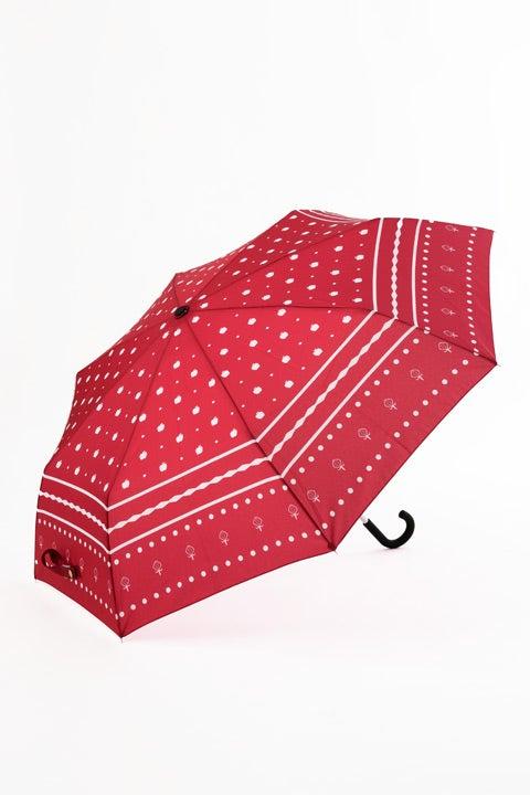 佐倉杏子 モデル 折りたたみ傘