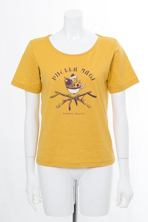 巴マミ モデル Tシャツ