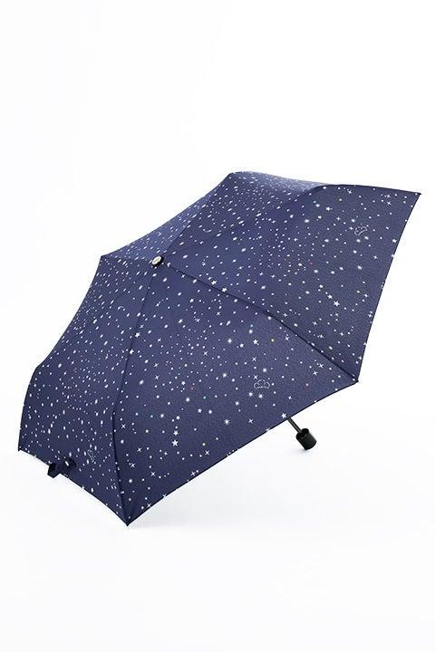 カラ松 モデル 折り畳み傘