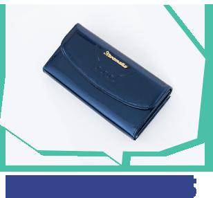 カラ松モデル 財布