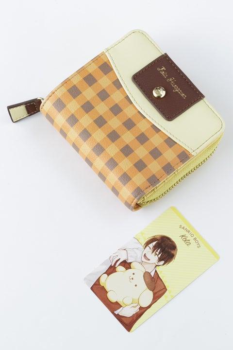長谷川康太 モデル 財布