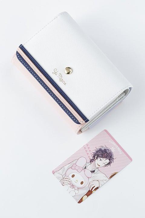水野 祐 モデル 財布