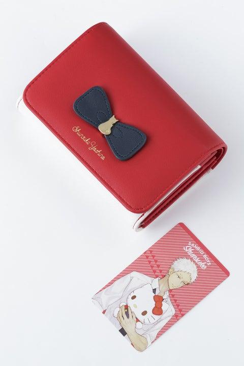 吉野 俊介 モデル 財布