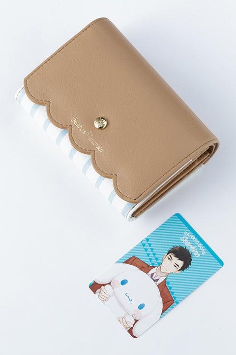 源 誠一郎 モデル 財布