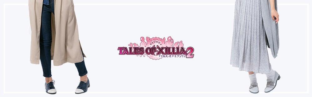 「テイルズ オブ エクシリア2」コラボのローファーが登場!