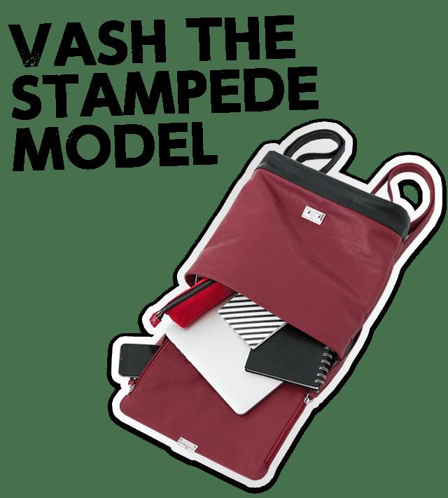 ヴァッシュ・ザ・スタンピードモデル