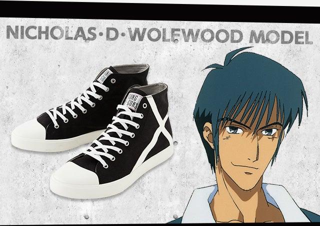 ニコラス・D・ウルフウッドモデル スニーカー