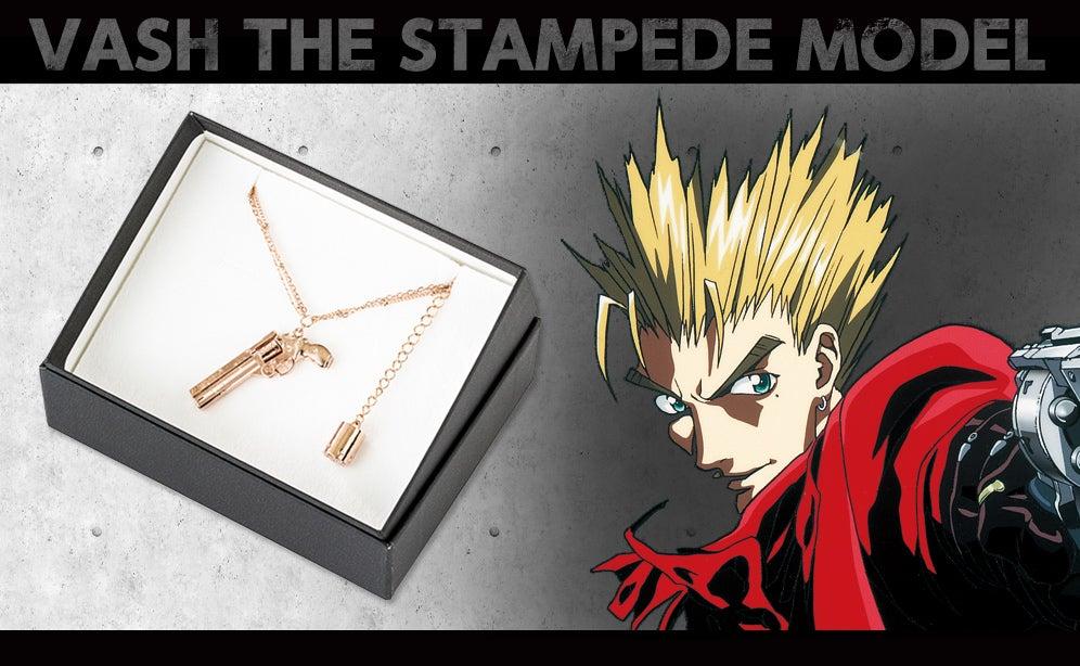 VASH THE STAMPEDE MODEL