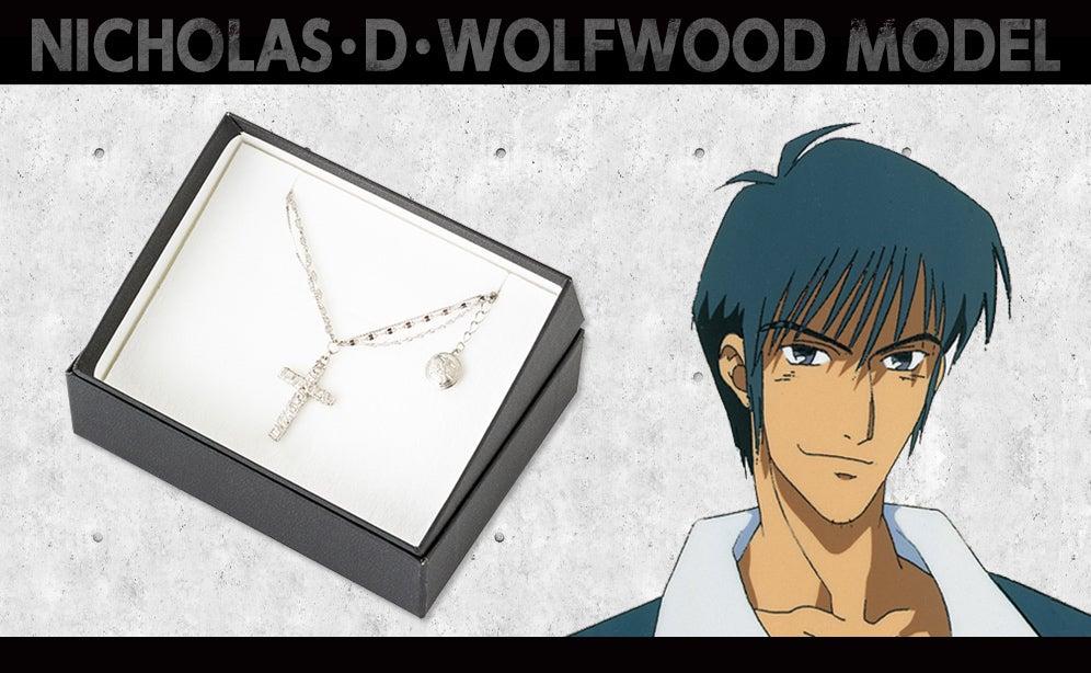NICHOLAS・D・WOLFWOOD MODEL