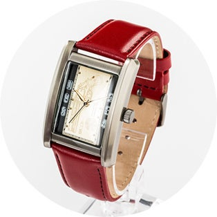 ヴァッシュ・ザ・スタンピードモデル 時計