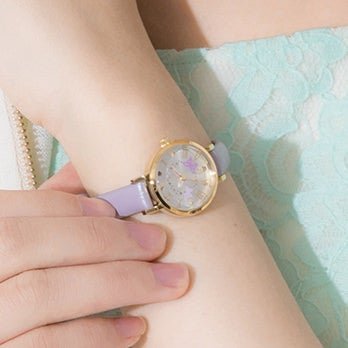 睦月 始 モデル 腕時計