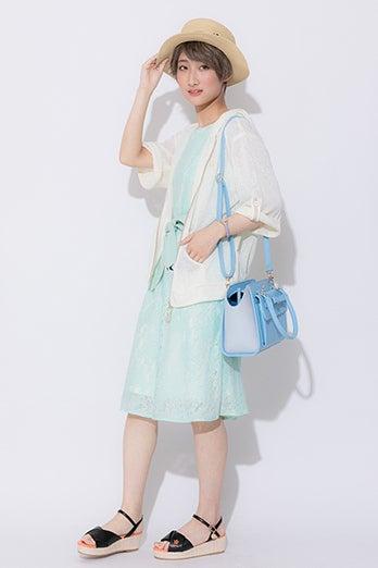 皐月 葵 モデル 2wayショルダーバッグ