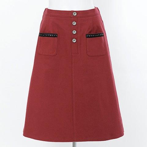 葉月 陽 スカート