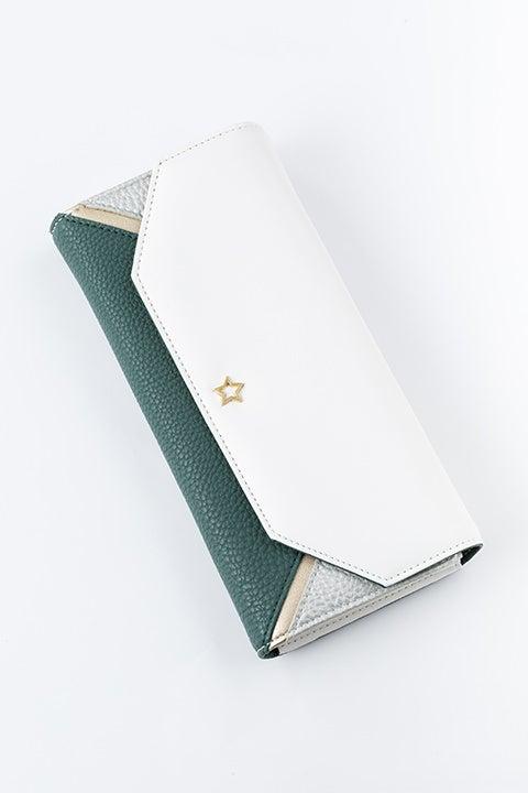 寿 嶺二 モデル 長財布