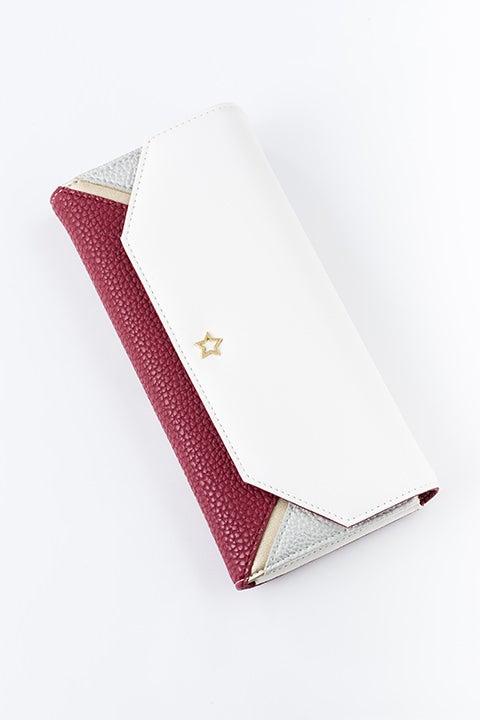 黒崎 蘭丸 モデル 長財布